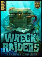 Wreck Raiders - Board Game Box Shot
