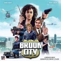 Brook City - Board Game Box Shot