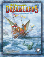 H. P. Lovecraft's Dreamlands - Board Game Box Shot