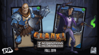 Clank! Legacy: Acquisitions Incorporated - Board Game Box Shot