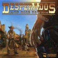 Desperados of Dice Town - Board Game Box Shot