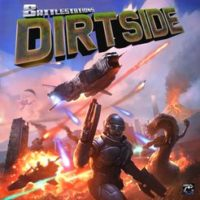 Battlestations: Dirtside - Board Game Box Shot