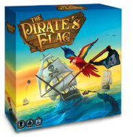 The Pirate's Flag - Board Game Box Shot