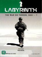 Labyrinth: The War on Terror - Board Game Box Shot
