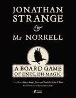 Jonathan Strange & Mr Norrell - Board Game Box Shot