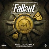 Fallout: New California - Board Game Box Shot