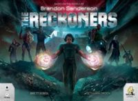 The Reckoners - Board Game Box Shot