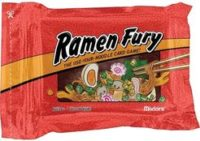Ramen Fury - Board Game Box Shot