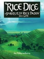 Rice Dice - Board Game Box Shot