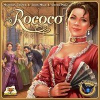 Rococo - Board Game Box Shot