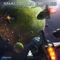 Small Star Empires - Board Game Box Shot