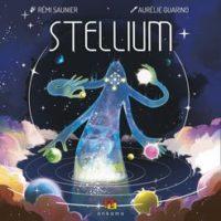 Stellium - Board Game Box Shot