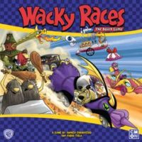 Wacky Races: The Board Game - Board Game Box Shot