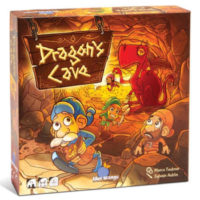 Dragon's Cave - Board Game Box Shot