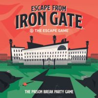 Escape From Iron Gate - Board Game Box Shot