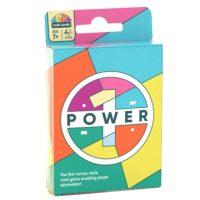 Power 1 - Board Game Box Shot
