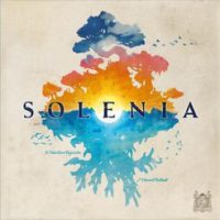 Solenia - Board Game Box Shot
