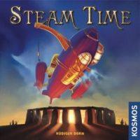 Steam Time - Board Game Box Shot