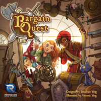 Bargain Quest - Board Game Box Shot
