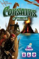 Corsairs of Valeria - Board Game Box Shot