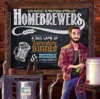 Homebrewers - Board Game Box Shot