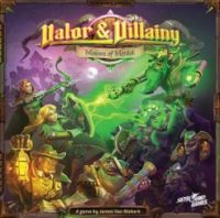 Valor & Villainy: Minions of Mordak - Board Game Box Shot