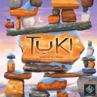Tuki - Board Game Box Shot