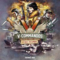 V-Commandos: Secret Weapons - Board Game Box Shot
