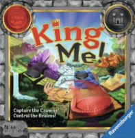 King Me! - Board Game Box Shot