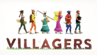 Villagers - Board Game Box Shot