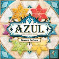 Azul: Summer Pavillion - Board Game Box Shot