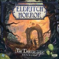 Eldritch Horror: The Dreamlands - Board Game Box Shot