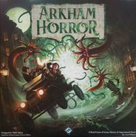 Arkham Horror (Third Edition) - Board Game Box Shot