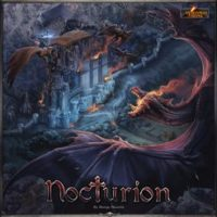 Nocturion - Board Game Box Shot