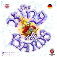 The King of All Bards - Board Game Box Shot