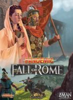 Pandemic: Fall of Rome - Board Game Box Shot