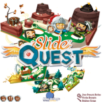 Slide Quest - Board Game Box Shot