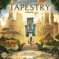 Tapestry - Board Game Box Shot