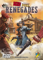 BANG! The Duel: Renegades - Board Game Box Shot