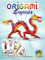 Origami: Legends - Board Game Box Shot