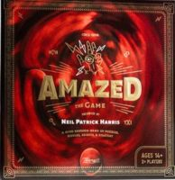 Amazed - Board Game Box Shot
