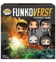 Funkoverse Strategy Game - Board Game Box Shot