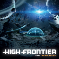 High Frontier 4 All (4th ed) - Board Game Box Shot