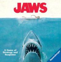 Jaws - Board Game Box Shot