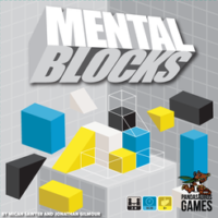 Mental Blocks - Board Game Box Shot