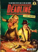 Deadline - Board Game Box Shot