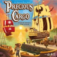 Precious Cargo - Board Game Box Shot
