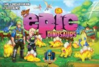Tiny Epic Dinosaurs - Board Game Box Shot