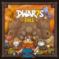 Dwar7s Fall - Board Game Box Shot