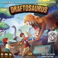 Draftosaurus - Board Game Box Shot